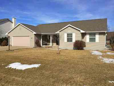 Neenah Single Family Home For Sale: 960 Highland Park