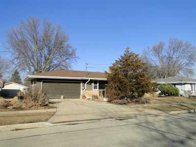 Oshkosh Single Family Home For Sale: 1524 Rush