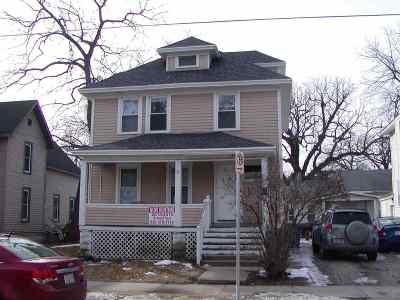 Oshkosh Single Family Home For Sale: 857 Wisconsin