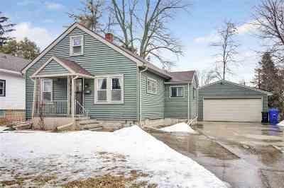 Single Family Home For Sale: 224 E Harding