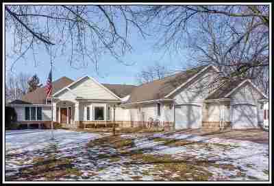 Appleton Single Family Home For Sale: 2211 Carleton