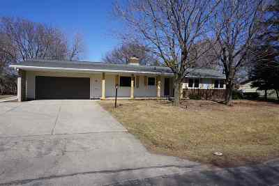Single Family Home For Sale: 14 W Sioux
