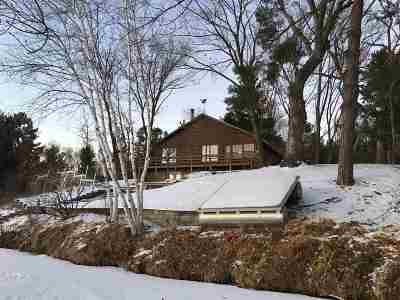 Single Family Home For Sale: N3889 Hwy G