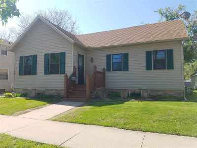 Appleton WI Single Family Home For Sale: $116,000