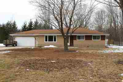 Single Family Home For Sale: 3721 N Capitol