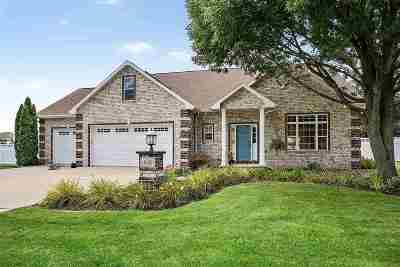 Single Family Home For Sale: 3336 Star Creek