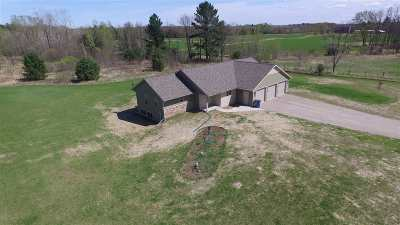 Shawano Single Family Home Active-No Offer: N6914 Ash