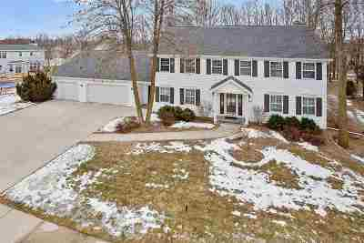 Single Family Home For Sale: 3608 Barkwood