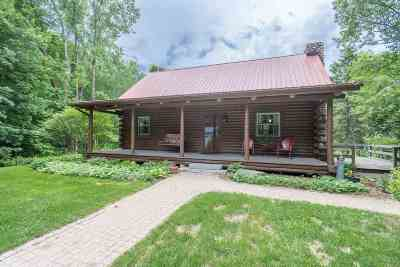 Single Family Home For Sale: 4021 White Pine