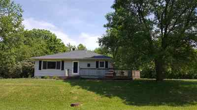 Single Family Home For Sale: 1938 Creamery