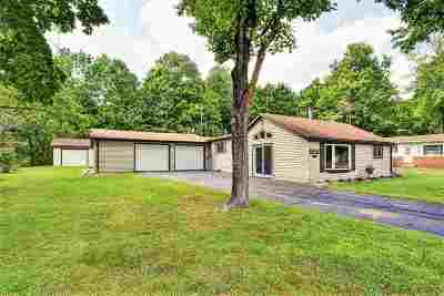 Suring Single Family Home For Sale: 9573 Holt Park