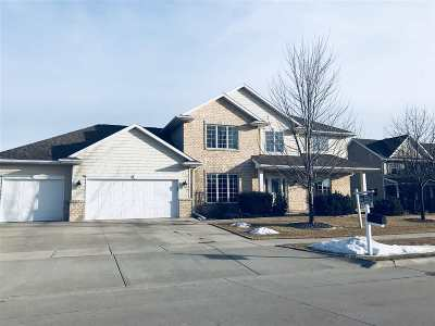 Appleton Single Family Home Active-Offer No Bump: 2604 E Sundance
