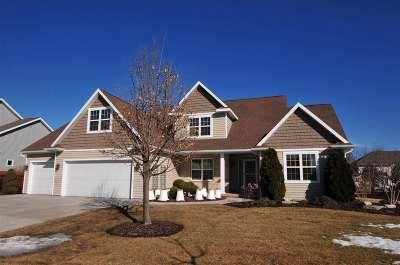 Appleton Single Family Home For Sale: 4526 Habitat