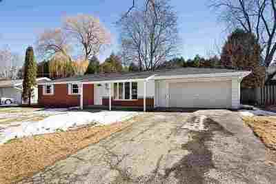 Green Bay Single Family Home Active-Offer No Bump: 239 Alpine