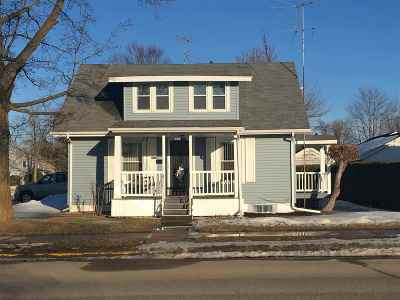 Shawano Single Family Home For Sale: 502 S Lincoln