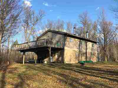 Pound Single Family Home Active-No Offer: 14426 Pickerel Access