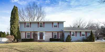 Green Bay Single Family Home Active-No Offer: 2790 Newberry