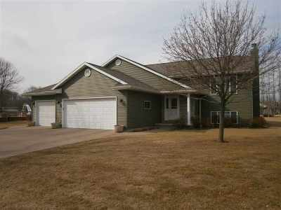 Oshkosh Single Family Home Active-Offer No Bump: 2256 Willow Bend