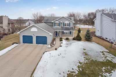 Luxemburg Single Family Home For Sale: 617 Marcks