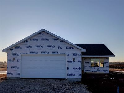 Wrightstown Single Family Home Active-Offer No Bump: 112 Theunis