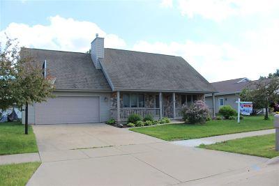 Oshkosh Single Family Home Active-No Offer: 2455 Noel