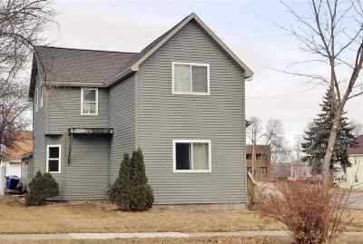 Kaukauna Multi Family Home Active-No Offer: 116 E 8th