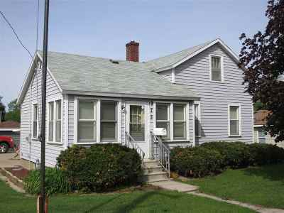 Green Bay Single Family Home Active-No Offer: 973 Velp