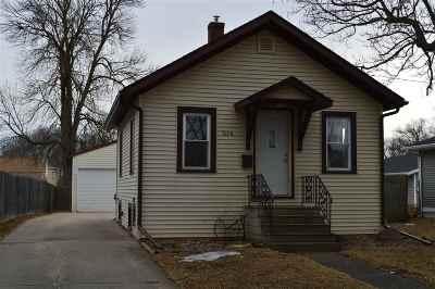 Green Bay Single Family Home Active-Offer No Bump: 516 Ethel