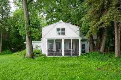 Oshkosh Single Family Home Active-No Offer: 3694 Leonard Point