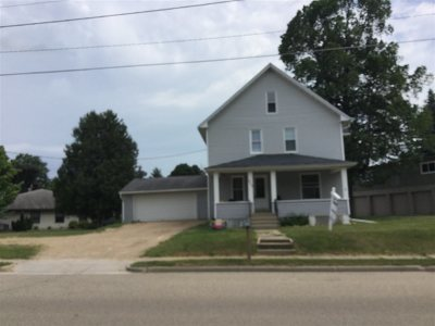 Bonduel Multi Family Home Active-No Offer: 213 W Green Bay