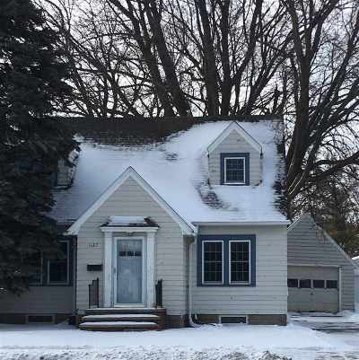 Appleton Single Family Home Active-Offer No Bump: 1127 W Wisconsin