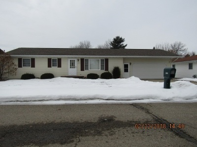 Shawano Single Family Home For Sale: 1325 S Andrews