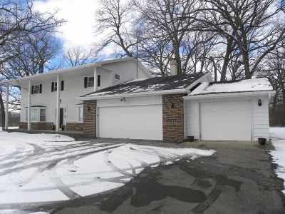 Oshkosh Single Family Home Active-No Offer: 5404 Kings