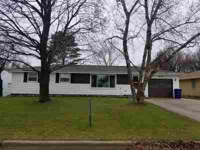 Green Bay Single Family Home Active-Offer No Bump: 1609 Bond