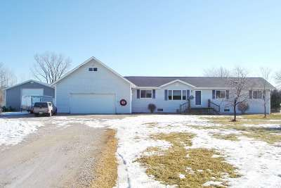 Lena Single Family Home For Sale: 6552 Tower Drive