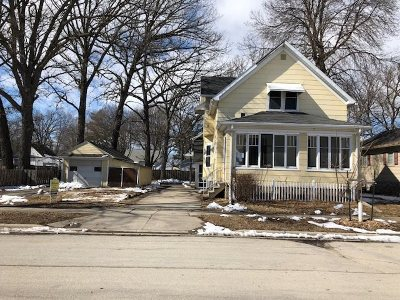 Green Bay Single Family Home Active-No Offer: 1117 Lincoln