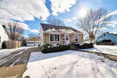 Green Bay Single Family Home Active-No Offer: 1834 Smith