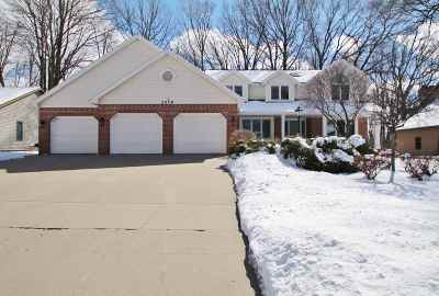 Green Bay Single Family Home Active-No Offer: 2079 Trissino