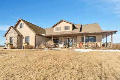 Lena Single Family Home For Sale: 7945 Hwy A G