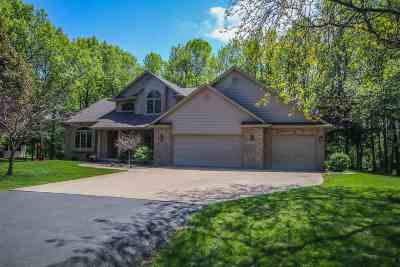 Oshkosh Single Family Home Active-No Offer: 2839 Pine Ridge