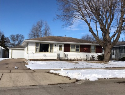 Oshkosh Single Family Home Active-No Offer: 1833 McCurdy