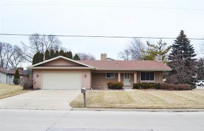 Appleton Single Family Home For Sale: 3420 Crestview