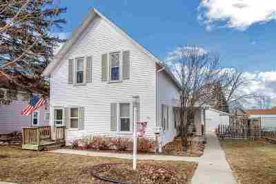 Kaukauna Single Family Home Active-Offer No Bump: 126 W 14th