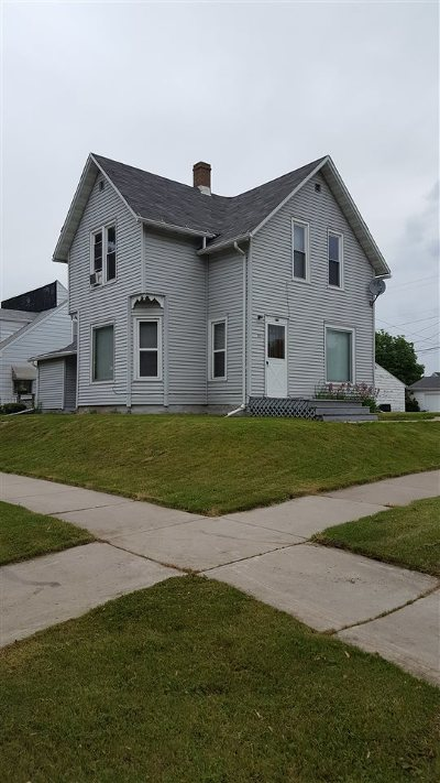 Kaukauna Multi Family Home Active-No Offer: 617 Kenneth