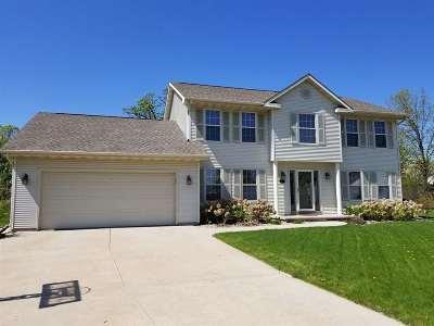 Oshkosh Single Family Home Active-No Offer: 2412 Lakeside