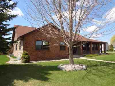 Appleton Single Family Home For Sale: 3239 E Greenleaf