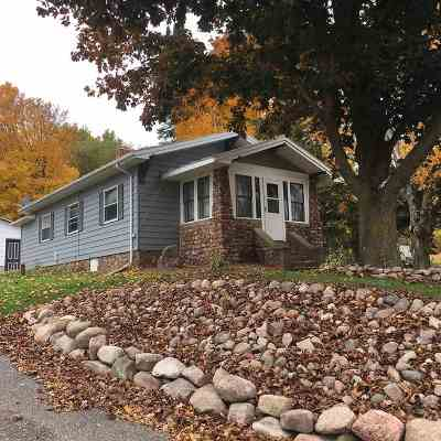 Shawano County Single Family Home Active-No Offer: W12785 Hwy M