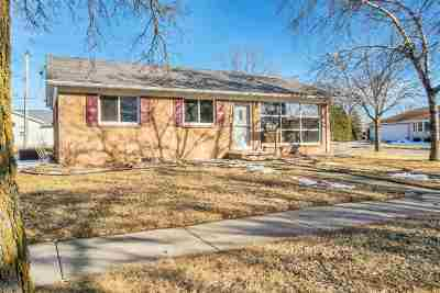 Kimberly Single Family Home For Sale: 245 S Joseph