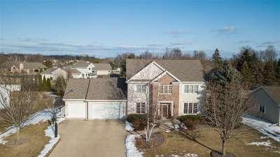 Appleton Single Family Home For Sale: 3430 N Thornberry
