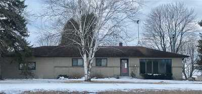 Coleman Single Family Home For Sale: W7315 Hwy B